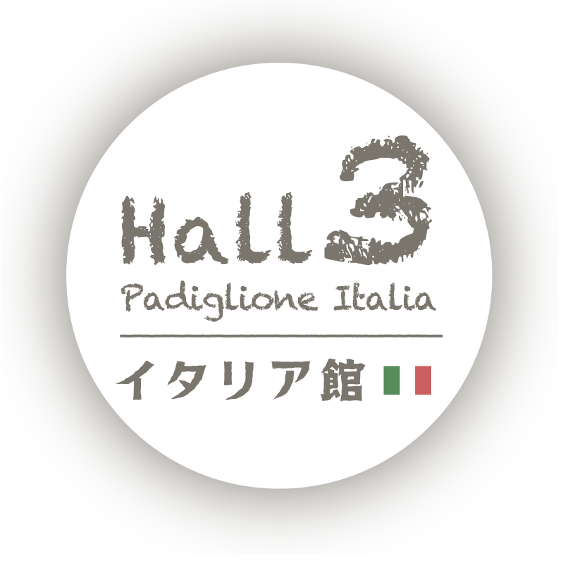 Hall3 Padiglione Italiia イタリア館
