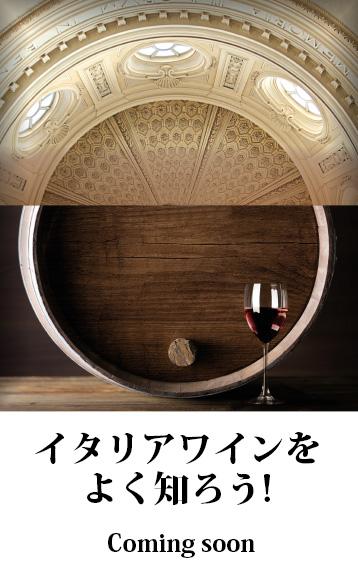 イタリアワインをよく知ろう